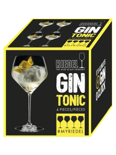 RIEDEL Gin Tonic Extreme Set 4