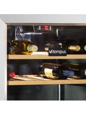 Cave de Vinho Vitempus Vi100inox