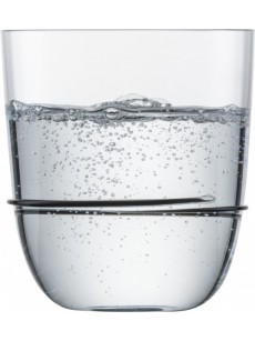 Zwiesel Glas Tumbler schwarz Aura | Caixa 2 unidades