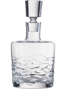 BASIC BAR SELECTION > Whisky caraffe BASIC BAR SURFING 0,75l