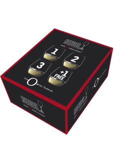 Copo RIEDEL 'O' Pay 3 Get 4 Viognier / Chardonnay