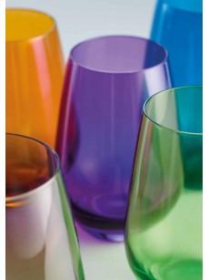 Copos cores diversas
