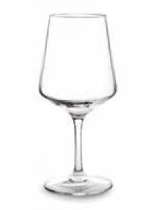 Conjunto de 6 copos tritan de vinho Tinto
