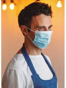 Máscara cirúrgica de 3 capas - pack 50 mascaras