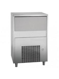 Máquina para fabricar gelo em cubos 90kg/24h com depósito de 60 kg, arrefecimento a ar e cubo de 36 g MP 90/60 XL