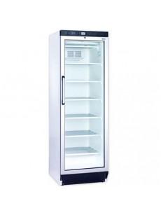 Armário frigorífico expositor de congelação -15 / -22 º C, 300 l UFSC-370-G