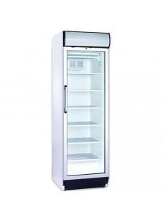 Armário frigorífico expositor de congelação com display -15 / -22 ºC UFSC-370-GCP