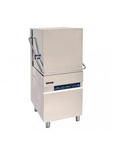 Máquina de lavar louça de capota | cesto 500x500 mm AH 800