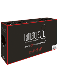 Copo RIEDEL Veritas Red Wine Set (Lead Crystal)