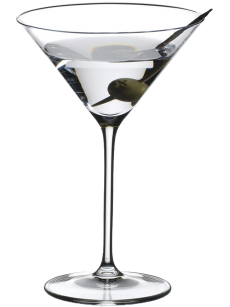 COPO RIEDEL Vinum XL Martini (Lead Crystal) PACK2