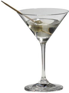 Copo RIEDEL Vinum Martini (Lead (Crystal) PACK2