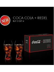 Copo RIEDEL 'O' Pay 3 Get 4 Coca Cola