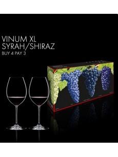 RIEDEL Vinum XL Pay 3 Get 4 Syrah