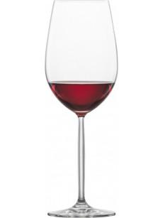Schott Zwiesel Bordeaux red wine glass Diva | Caixa 6 unidades