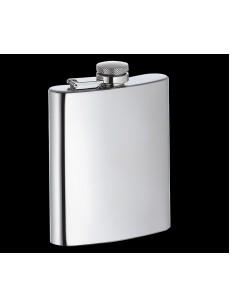 Frasco de bolso 18/10 aço inox.polido 200 ml