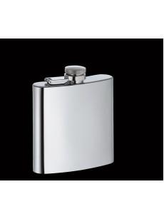 Frasco de bolso 18/10 aço inox.polido 175 ml