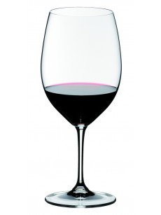 Copo RIEDEL Vinum Bordeaux (Lead Crystal) PACK2